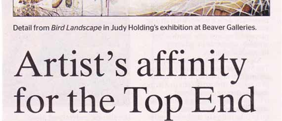Review of The Loaded Landscape in the Canberra Times